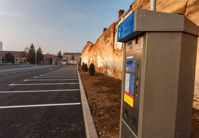 Noi demersuri pentru realizarea unui amplasament de tip park&ride la Cluj