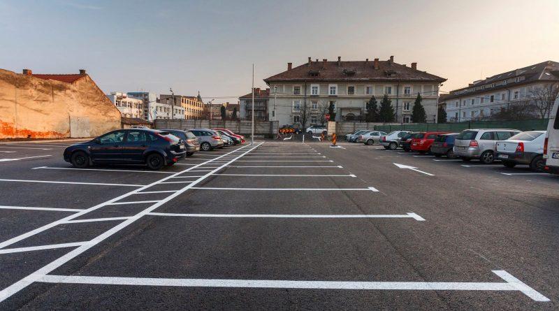 Parkinguri și peste 1.000 de locuri de parcare, promise pentru 2020