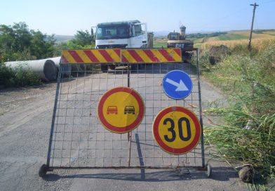 Bilanţul lucrărilor pe drumurile judeţene în 2017