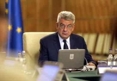 Prim-ministrul Mihai Tudose a demisionat