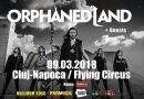 E-an-na va concerta alături de Orphaned Land, Lunarsea şi Subterranean Masquerade, în Cluj-Napoca