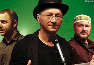 Horațiu Mălăele pregătește publicului spectator o nouă doză de râs