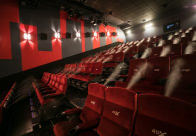 O nouă premieră în 4DX la Cinema City din Cluj-Napoca