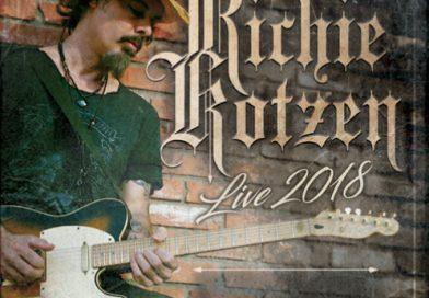Richie Kotzen în concert la Bucureşti