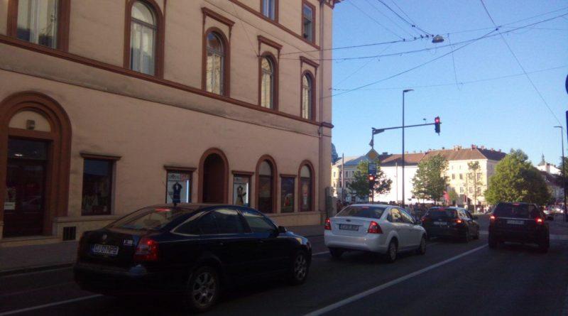 2.000 lei amendă pentru graffiti pe o clădire din Cluj-Napoca