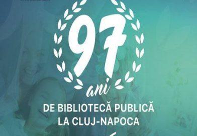Zilele bibliotecii în al 97-lea an de existenţă a bibliotecii publice