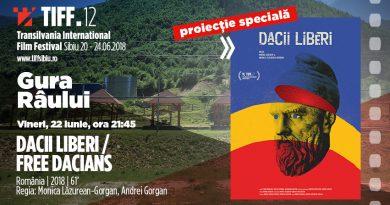 TIFF Sibiu 2018: Începe cea de-a 12-a ediţie a festivalului