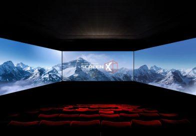 100 de săli ScreenX în SUA şi Europa; Tehnologia de cinema 270° urmează să ajungă şi în România