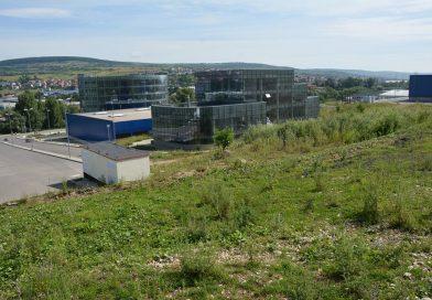 Aproape 50.000.000 lei costă realizarea drumului de acces spre viitorul Parc Industrial Tetarom V
