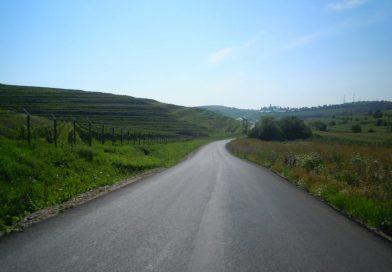 Asfaltare finalizată pe drumul judeţean 161B Turda – Ploscoş