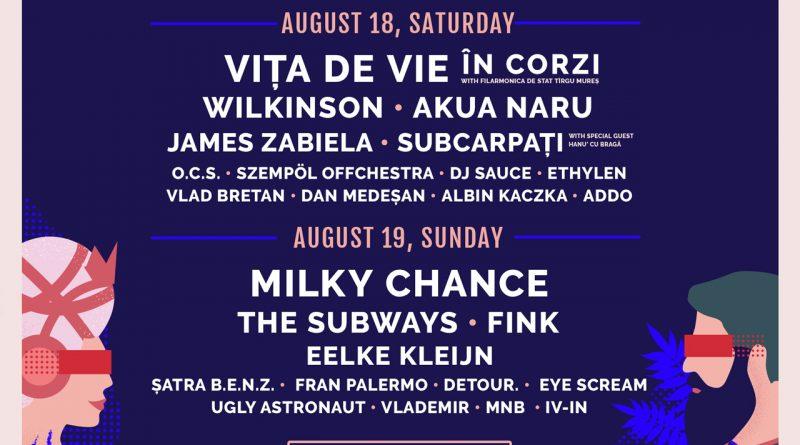 Festivalul Awake debutează în 17 august pe Domeniul Teleki din Gorneşti