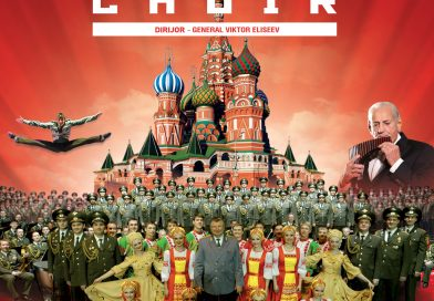 Gheorghe Zamfir este invitatul special al ansamblului rus The Red Guard Choir, în spectacolul de la Bucureşti