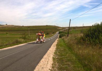 Marcaje rutiere pe drumul județean DJ 109D, Sic – Coasta – Vişea