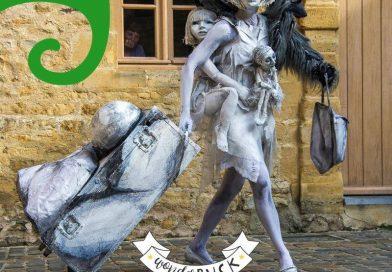 Programul Festivalului Stradal WonderPuck 2018, în Piaţa Unirii, Piaţa Muzeului şi la Bonţida
