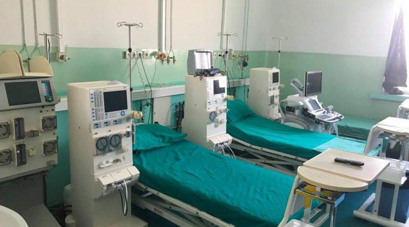 300.000 lei pentru echipamente medicale urologice și de transplant renal