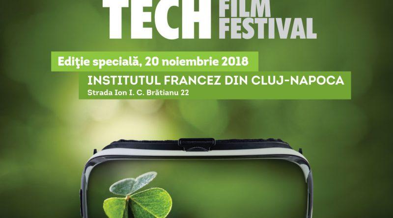 GreenTech Film Festival ajunge la Cluj-Napoca pe 20 noiembrie