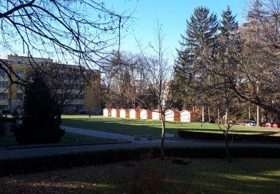 Târg de Crăciun organizat de universitate clujeană, în incinta campusului