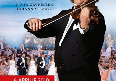 André Rieu anunță al treilea concert la Cluj-Napoca