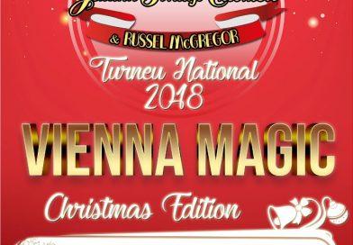"Johann Strauss Ensemble ajunge la Cluj-Napoca cu spectacolul ""Vienna Magic – Christmas Edition"""