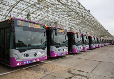 Facilitățile pentru transportul public al studenților, modificate din martie