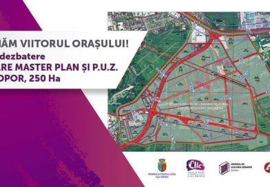 Dezbatere pe marginea dezvoltării zonei Sopor din Cluj-Napoca