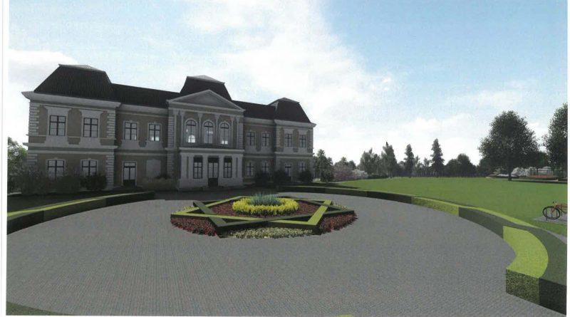 Licitația pentru reparația Castelului Banffy din Răscruci s-a reluat