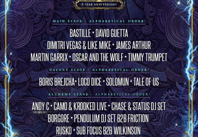DJ-ul numărul unu al lumii, Martin Garrix, alături de David Guetta și Dimitri Vegas & Like Mike, la Untold 2019