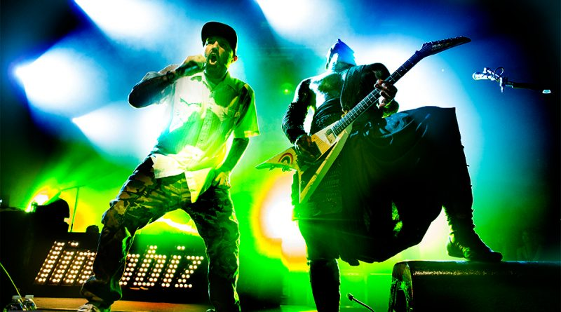 Limp Bizkit au confirmat prezența la  Electric Castle 2019