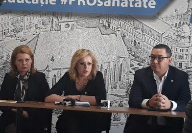 Sistemul îngreunează absorbția fondurilor europene, a declarat Corina Crețu la Cluj