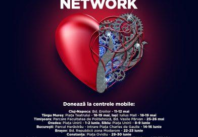 Bilete la Neversea și Untold, pentru cei care donează sânge, în campania Blood Network