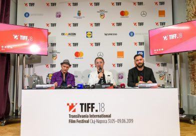 TIFF.18 – surprize și noutăți, anunțate de organizatori