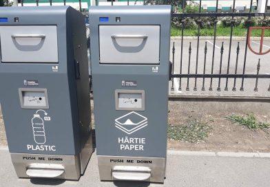 Locațiile cu sisteme inteligente de colectare selectivă a deșeurilor stradale