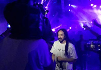 Steve Aoki, baie de mulțime la Neversea, în ultima noapte de festival