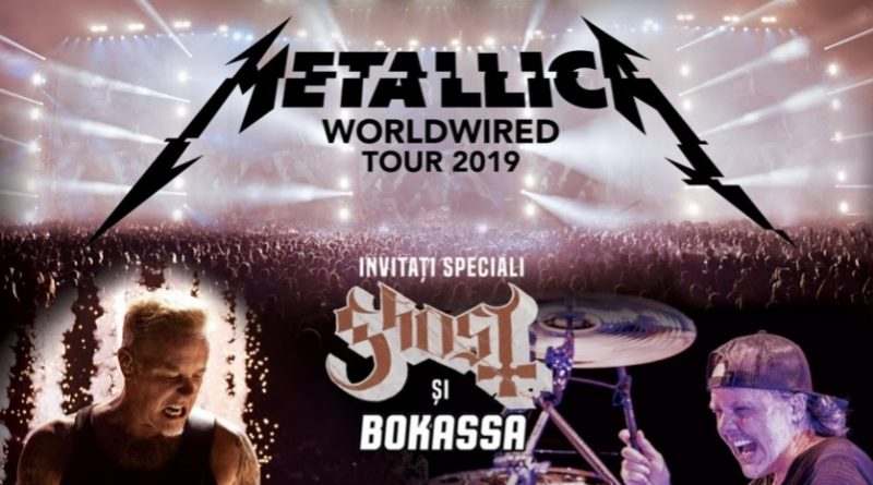 Program și reguli de acces la concertul Metallica, de pe Arena Națională