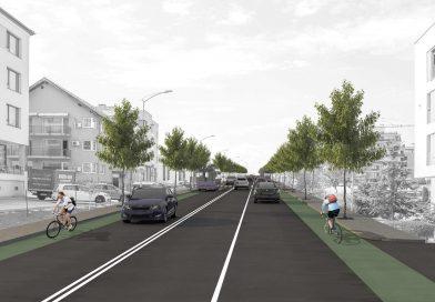 Lucrări pentru modernizarea și lărgirea străzii Bună Ziua