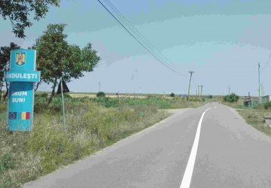 Lucrări de marcaje rutiere pe două drumuri județene