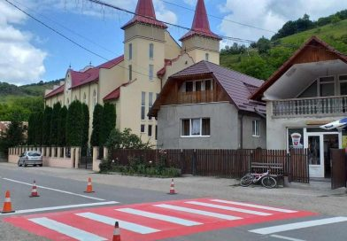 Lucrări de marcaje rutiere au avut loc pe șase drumuri județene