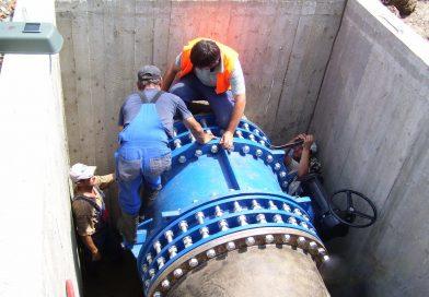 Municipiul Dej va avea o nouă rețea de distribuție a apei potabile și de canalizare