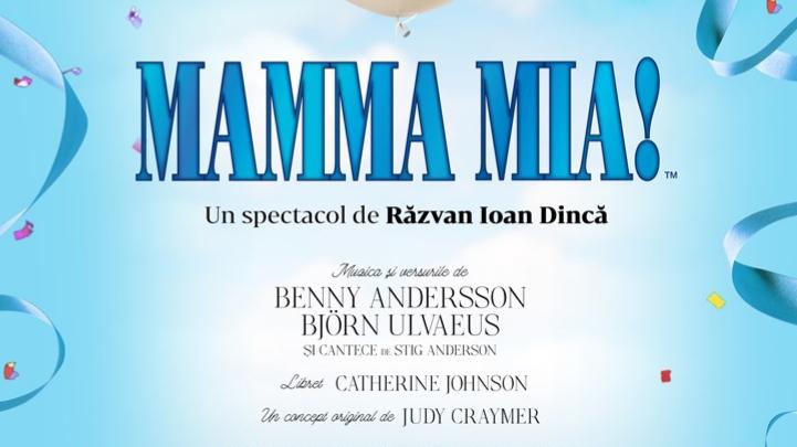 """""""Mamma Mia!"""", musicalul care a cucerit milioane de spectatori, revine la București"""