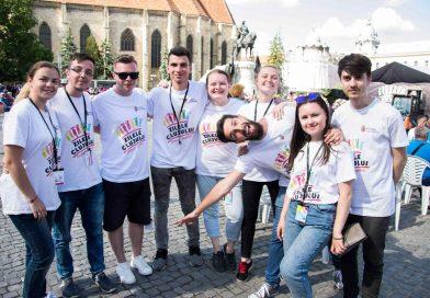 Se caută voluntari în echipa Zilelor Clujului; au loc înscrieri online
