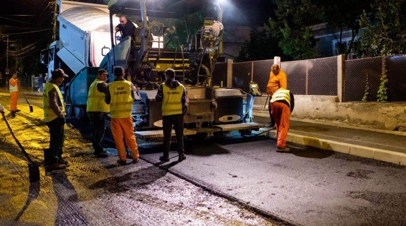 Strada Ion Creangă va fi redată circulației, în integralitate