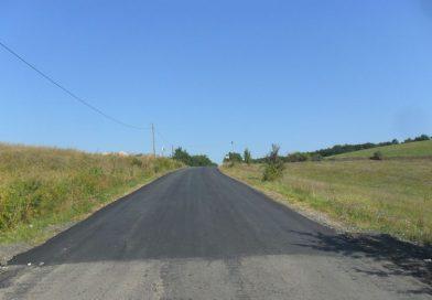 40 de km de drum județean, vizați pentru lucrări de întreținere
