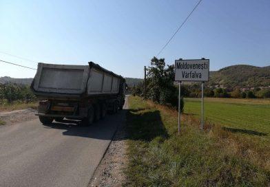 Lucrări vor demara pe DJ 103G Moldovenești – limită cu județul Alba