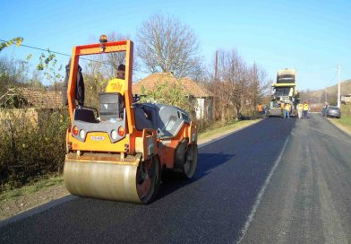 Suplimentare cu 7.200.000 lei pentru lucrări la drumurile județene