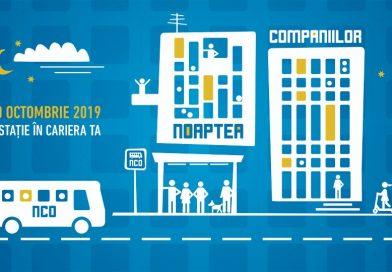 Noaptea Companiilor la Cluj – târg de joburi și prezentări de companii