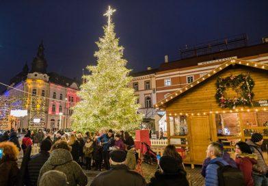 Programul weekendului inaugural la Târgul de Crăciun