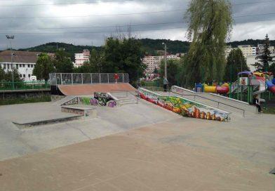 Skatepark-ul Rozelor va fi reabilitat și extins cu 3.600.000 de lei