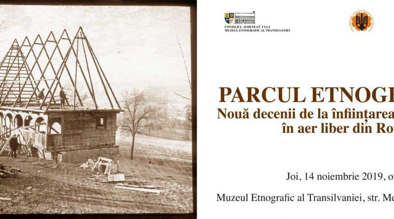 Nouă decenii de la înființarea la Cluj a primului muzeu în aer liber