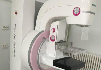 O nouă instalație radiologică digitală de mamografie la spital clujean