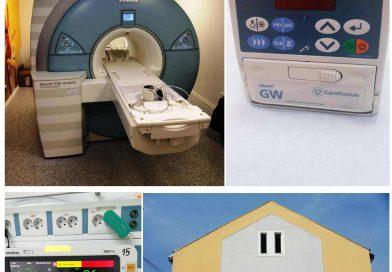 188 de noi echipamente medicale, în dotarea Spitalului de Copii